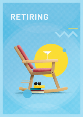 Carte Retiring